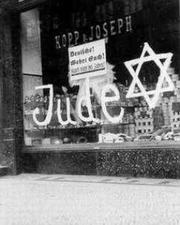 warum wurden juden ins kz geschafft